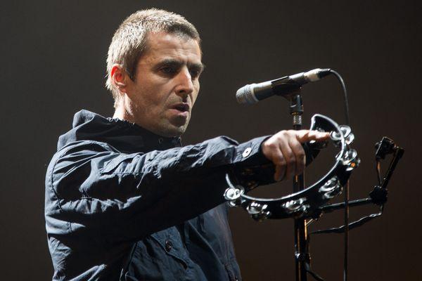 Liam Gallagher, ex chanteur du groupe Oasis