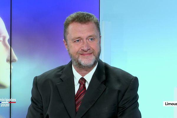 Michel Moine réélu à Aubusson