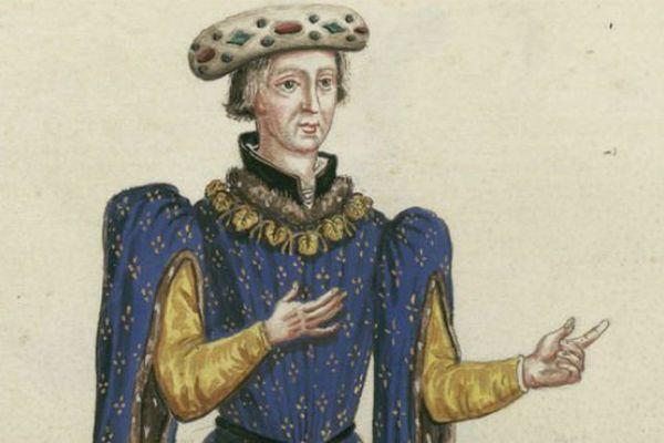 Jean de Montaigu, sommairement exécuté par les Bourguignons.