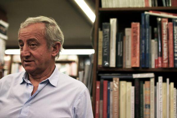 L'écrivain Yann Queffelec, invité de l'émission In Situ