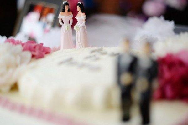 Les nouveaux gâteaux de mariage... pour tous