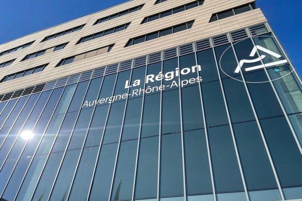 Durant toute la journée de ce vendredi 2 juillet, se déroule l'installation de l'assemblée des élus au Conseil régional d'Auvergne-Rhône-Alpes