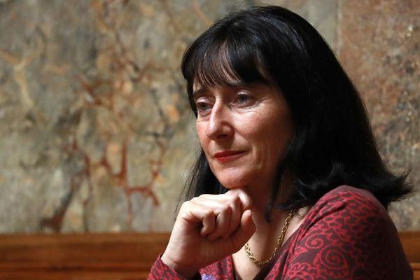 La députée (LR) Laurence Trastour-Isnart à l'assemblée nationale en mars 2019.