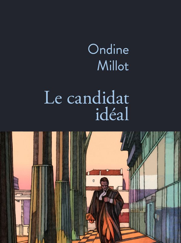 Le Candidat idéal est disponible en librairie depuis le 15 septembre.