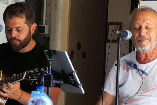 Le groupe Stonde di Piacè répète une dernière fois ses morceaux avant de commencer sa tournée estivale.