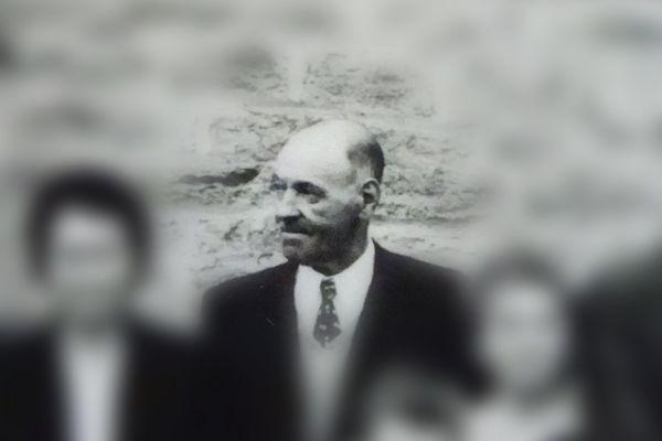Yves Le Roux en 1952