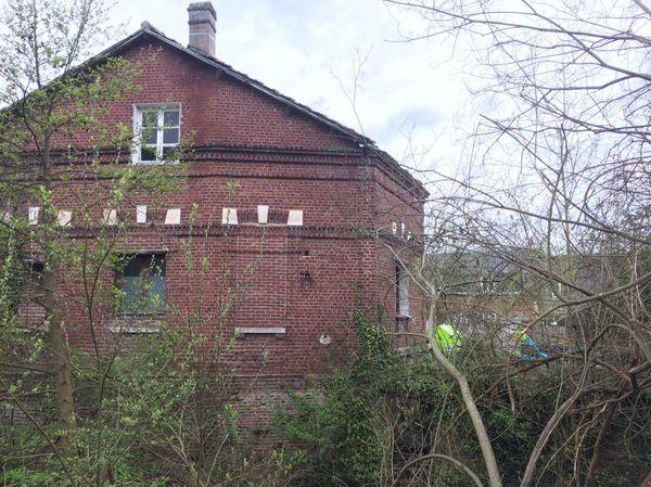 La maison d'où a disparu l'enfant