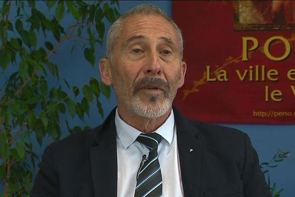 Jean-Pierre Loustaud, commissaire-général de la foire-exposition de Limoges de 1989 à 2011.