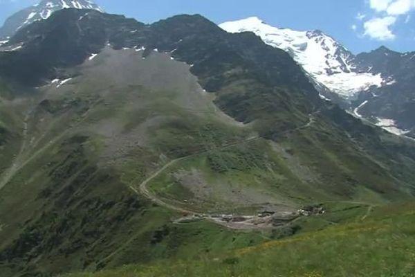 Sur la voie royale du Mont-Blanc, la soufflerie militaire du Mont-Lachat