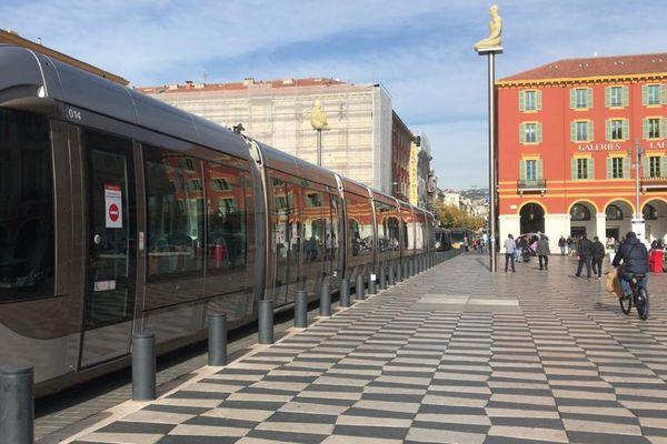 Aucun tramway ne circulera ce vendredi 2 avril, à Nice.