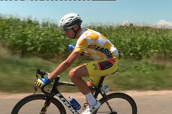 Geoffrey Bouchard remporte le Tour Alsace 2018.