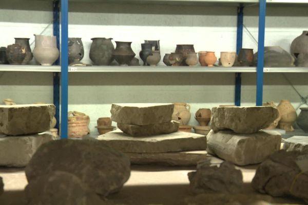 Les collections du musée archéologique de l'Oise (photo d'illustration).