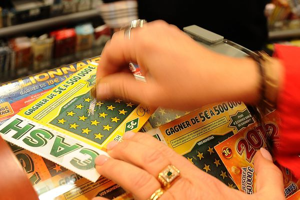 Sur 15 millions de tickets Cash édités, trois seulement sont gagnants à hauteur de 500.000 euros