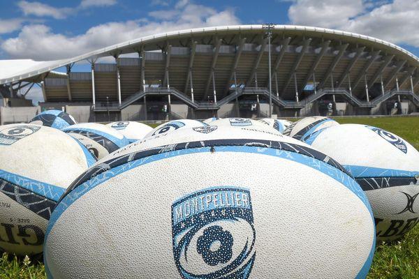 L'Altrad Stadium de Montpellier - 2016.
