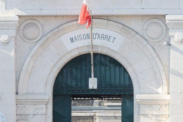 La prison de Besançon (Doubs)