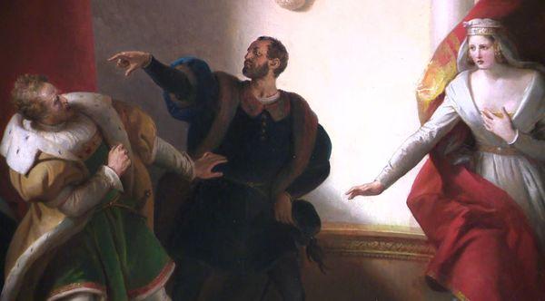 Les oeuvres exposées au musée des Beaux-Arts proviennent de musées et de collections de particuliers de toute la France.