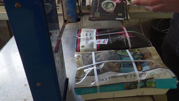 De nouvelles matières pour remplacer les couvercles en plastique des bourriches d'huîtres