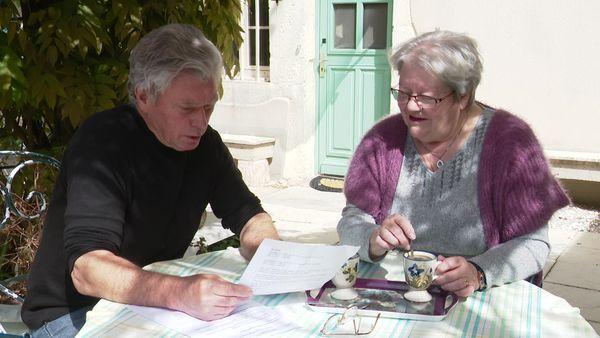 Jean-Claude et Nicole Baudot