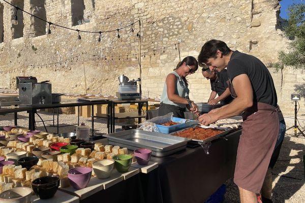 Ludovic Aillaud est une figure incontournable de la scène culinaire aixoise.