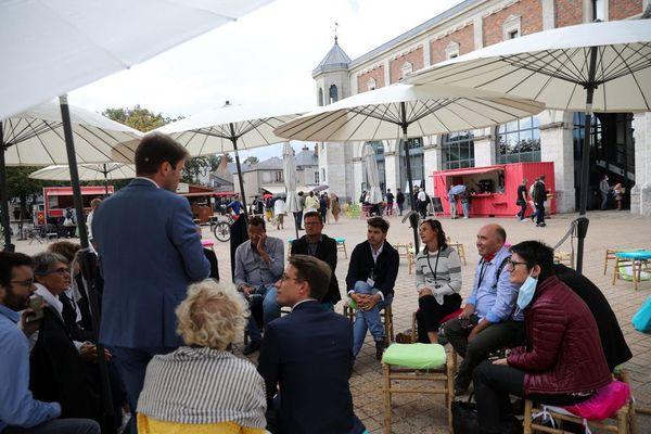 L'université d'été du PS a eu lieu à Blois les 29 et 30 août 2020. Plusieurs élus de Champagne-Ardenne ont fait le déplacement.