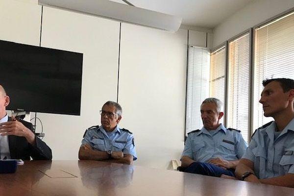 Les gendarmes de la compagnie de Castelnau-le-Lez sont chargés des enquêtes, sous la houlette du procureur de la république Christophe Barret.
