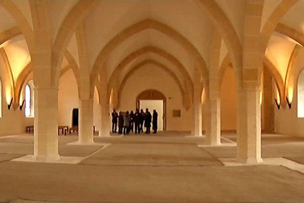 Les visiteurs pourront découvrir l'histoire des lieux grâce aux explications des guides présents sur place.