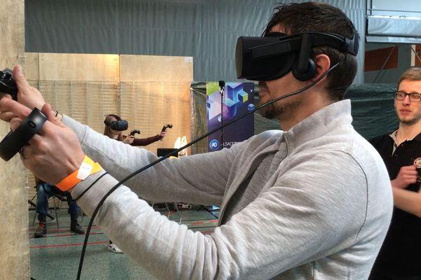 Des casques de réalité augmentée pour jouer comme si vous y étiez