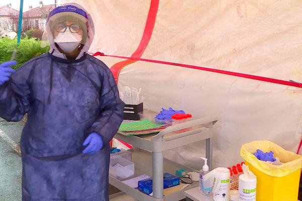 Après la découverte de contaminations au variant du Covid à l'Ehpad de Nontron, le département tente d'identifier les autres foyers de contamination