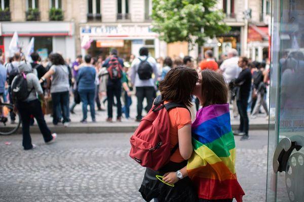 Le nombre d'actes lesbophobes a augmenté de 42 % entre 2017 et 2018.