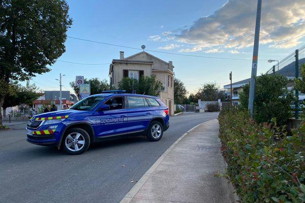 Un homme mortellement blessé par arme à feu sur la commune de San Nicolao (haute-Corse), lundi 19 octobre.