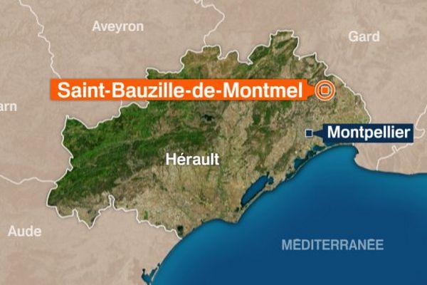 Saint-Bauzille-de-Montmel (Hérault)