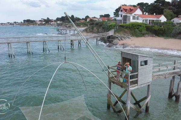 La pêcherie de Sylvie à La Plaine-sur-Mer