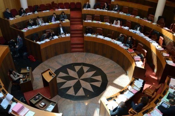 (Illustration) L'Assemblée de Corse