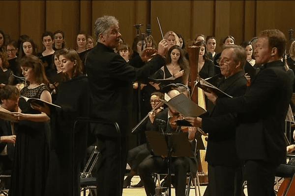 Concert d'inauguration de l'OSB au Couvent des Jacobins