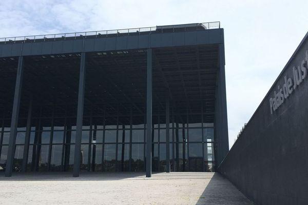 Le palais de Justice de Nantes
