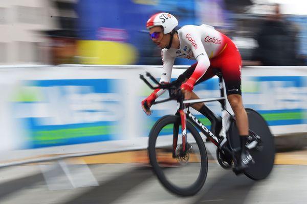 Le Français Christophe Laporte (Cofidis) a remporté la 49e Etoile de Bessèges cycliste dimanche en s'imposant devant le Suédois Tobias Ludvigsson (Groupama-FDJ), deuxième à 16 secondes et le Belge Jimmy Janssens (Corendon-Circus), troisième à 29 secondes.