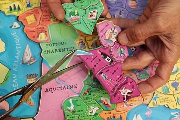 Le projet de redécoupage des régions ne satisfait pas les Français.
