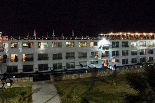 Plusieurs français, dont des toulousains et des tarbais, ont été confinés sur ce bateau de croisière basé à Louxor (Egypte)