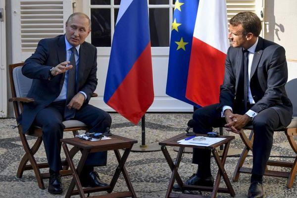 """Poutine """"ne veut pas d'une situation telle que celle des gilets jaunes"""" au sujet de manifestations à Moscou."""