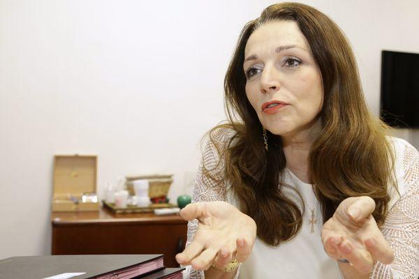 Valérie Boyer demande la grâce présidentielle pour Jacqueline Sauvage.