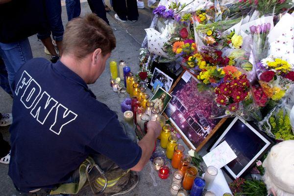 Les pompiers ont payé un lourd tribu dans l'attentat du World Trade Center.