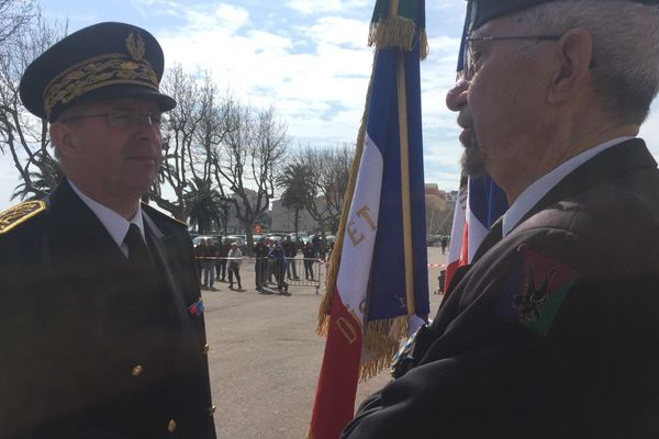 Gérard Gavoury, nouveau préfet de Haute-Corse, a pris ses fonctions le 20 mars 2017.