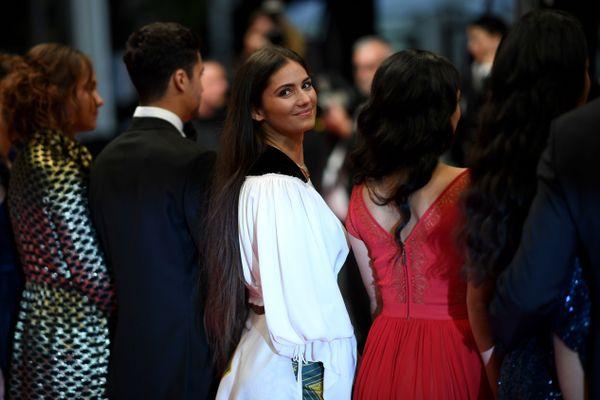 Ophélie Bau au Festival de Cannes