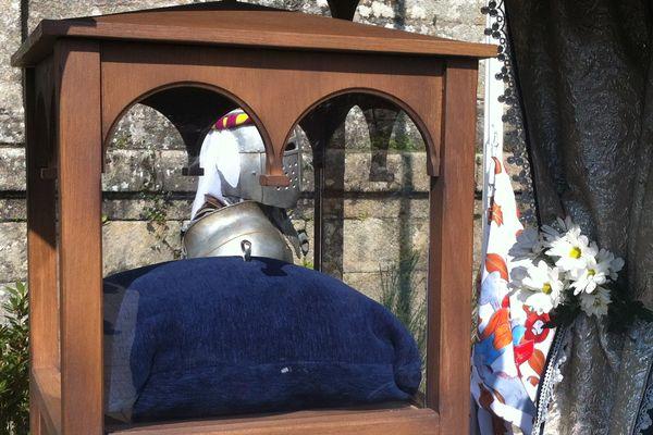 L'anneau de Jeanne d'Arc présenté ce dimanche au Puy du Fou