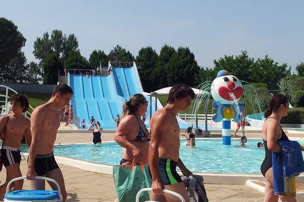 Les Castrais ont pu de nouveau profiter de leur piscine