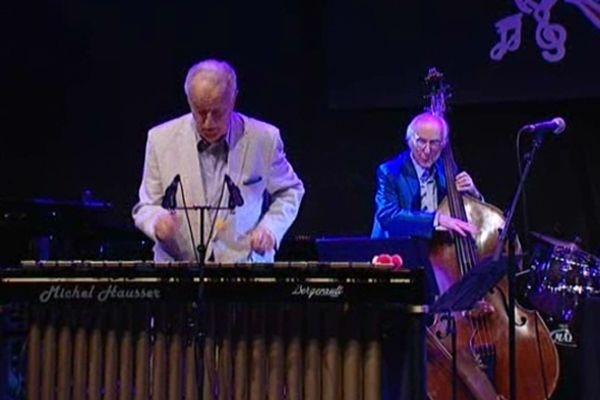 Le concert du vibraphoniste Michel Hausser en ouverture du festival