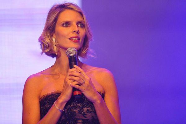 Sylvie Tellier, directrice du Comité Miss France