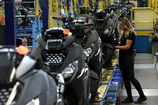 L'usine Peugeot Motocycles était détenue jusqu'à présente à 51% par le groupe indien Mahindra.
