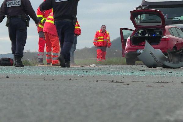 Moins de chocs frontaux sur les routes mais plus de pertes de contrôle, c'est ce qu'a constaté la sécurité routière pendant la période de confinement.