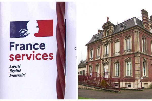 La maison France Services de Gaillon a été inaugurée le 8 janvier
